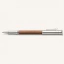 Roler olovka,pernambuco/platinizirana