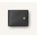 Novčanik za kartice, mini, crni Saffiano