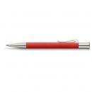 Kemijska olovka Guilloche, crvena
