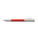 Roler olovka Guilloche, crvena