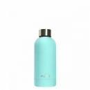 Boca za vodu Puro - 350 ml, Glossy svijetlo plava