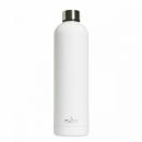Boca za vodu Puro - 1000 ml, Glossy bijela