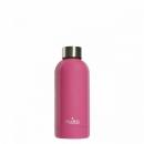Boca za vodu Puro - 350 ml, Glossy roza