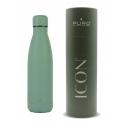 Boca za vodu Puro - 500 ml, Icon, tamno zelena