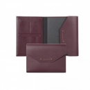 Mapa A5 Elegance, bordo - Hugo Boss