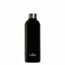 Boca za vodu Puro - 500 ml, Glossy crna