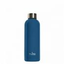 Boca za vodu Puro - 500 ml, Glossy tamno plava