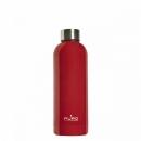 Boca za vodu Puro - 500 ml, Glossy crvena