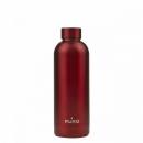 Boca za vodu Puro - 500 ml, Matt crvena